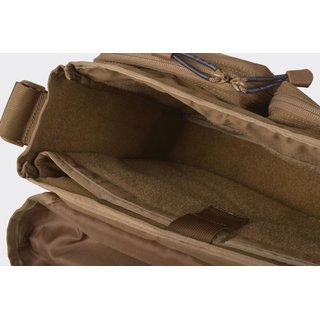 Direct Action Messenger Bag Taktische Umhängetasche Coyote Braun Cordura