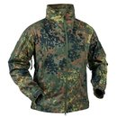Helikon Tex GUNFIGHTER Jacket Windblocker Jacke Flecktarn...