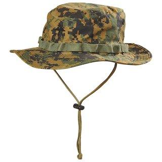 06af90e91ea Helikon Tex USMC Boonie Hat Marpat Digital Woodland Mütze Cap Hut - KA-USM-  ...
