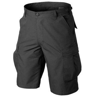 Helikon Black Ripstop Security Bdu Shorts Uniform Schwarz Hose Kurze Tex Y76vfbgy