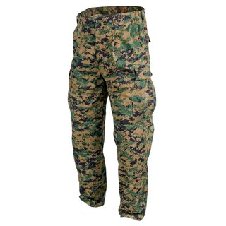 Helikon Tex USMC Hose Pants Digital Woodland Marpat US Marines MCCUU Uniform