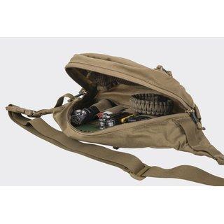 Helikon Tex Bandicoot® Waist Pack Schwarz Black Hüfttasche Gürteltasche Cordura®