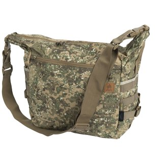 Helikon Tex Bushcraft Satchel Bag Umhängetasche Survival - PenCott BadLands Cordura