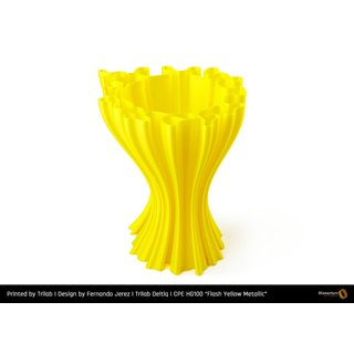 Fillamentum CPE HG100 Flash Yellow Metallic - 1.75mm - 750g Filament