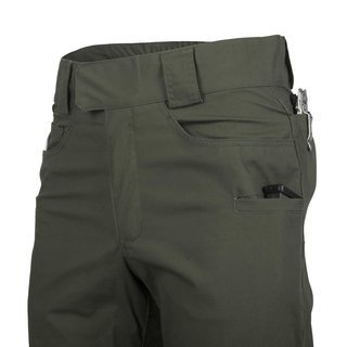 Helikon-Tex Greyman Tactical Pants DuraCanvas Hose UTL - Coyote Braun XL-Long - W36/L34