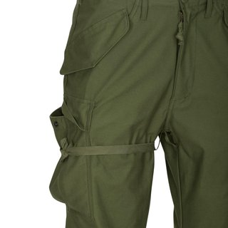 Helikon-Tex M65 Hose NYCO Sateen US Army Uniform Trouser Pants - Schwarz M Regular