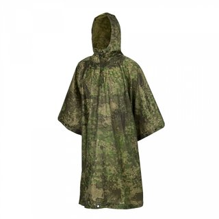 Helikon-Tex Poncho U.S. Model - PenCott WildWood -  Outdoor Bushcraft Hunting Survival