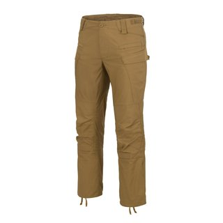 Helikon-Tex SFU Next Mk2 Pants PolyCotton Stretch Ripstop Special Forces Uniform - Coyote