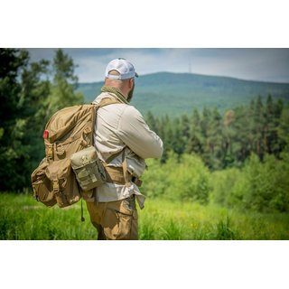 Helikon-Tex Matilda Backpack 35L Tactical Assault Pack - Coyote Brown
