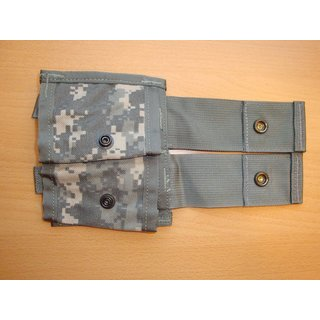 Orignal US ARMY 40mm High Explosive Pouch Double - Molle II  NEW!! ACU / UCP