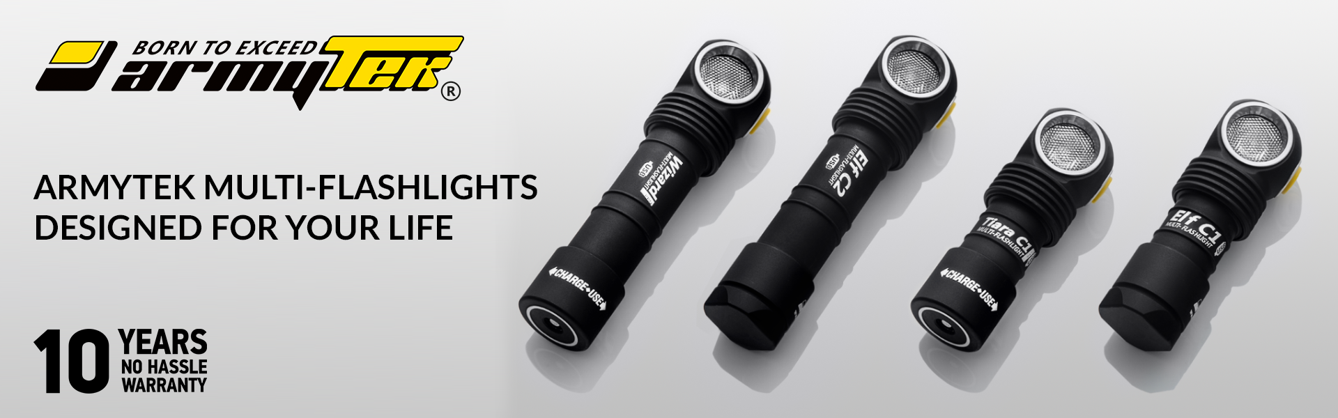 Armytek Designed for your Life