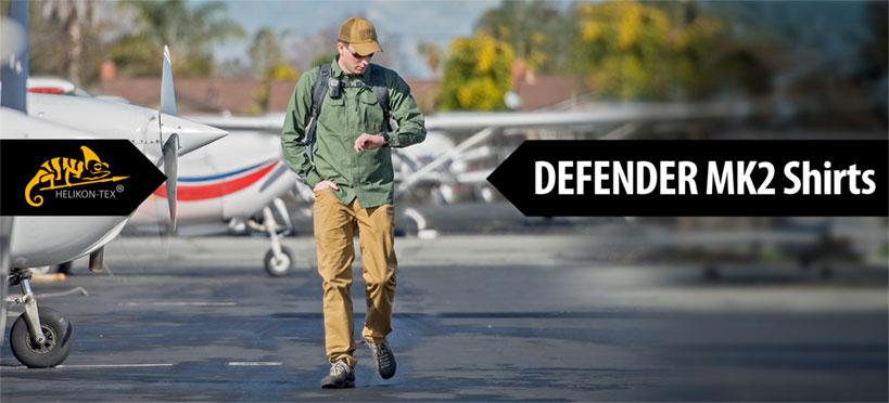 Helikon Defender Shirts